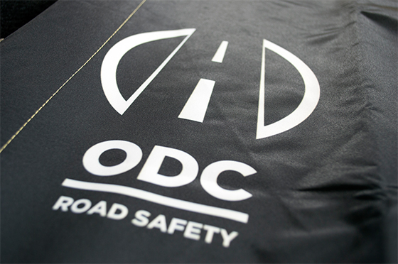 Road Safety Flag
